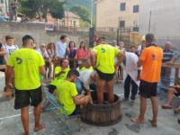 A Salvitelle si rinnova la suggestiva corsa a piedi nudi in devozione a San Sebastiano