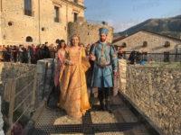 """Teggiano: chiude i battenti con successo la 26^ edizione de """"Alla Tavola della Principessa Costanza"""""""