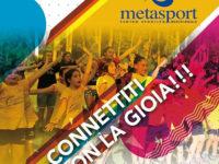 San Rufo: riparte con sprint la nuova stagione sportiva Metasport presso il Centro Sportivo Meridionale