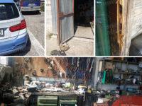 Ladri in azione a Vietri di Potenza, rubano attrezzi e un'auto successivamente ritrovata in A2