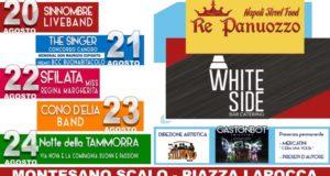 """Un'immersione nello street-food di Napoli. Torna da domani a Montesano Scalo """"Re Panuozzo"""""""