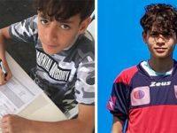 Si aprono le porte del calcio professionistico per Rocco Teta. Il 15enne di Balvano preso alla Triestina