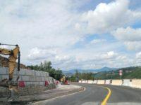 A 18 mesi dal movimento franoso riapre completamente al traffico la S.P.83 a Picerno