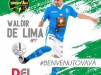 Calcio a 5. Colpo last minute per lo Sporting Sala Consilina, arriva Waldir De Lima, in arte Vavà