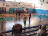 Calcio a 5. Lo Sporting Sala Consilina parte con il botto e vince (12-5) contro la Frattese