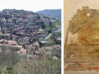Sensazionale scoperta a Sanza. Nella chiesa di Santa Maria Assunta affiora un affresco del XVI secolo