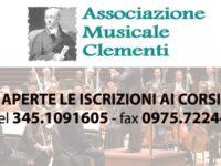 Associazione Musicale Clementi – APERTE LE ISCRIZIONI