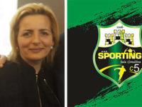 """Sporting Sala Consilina. La Dirigente Barbara Aumenta:""""Con il Calcio a 5 è stato amore a prima vista"""""""
