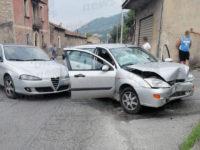 Scontro tra due auto a Sala Consilina nei pressi di via Pozzillo. Ferite due persone di Bellosguardo