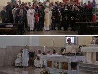 A Sassano Messa in onore delle Forze dell'Ordine alla presenza del Generale dei Carabinieri Stefanizzi