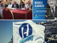 Banca Monte Pruno. Michele Albanese tra i protagonisti del Festival Heroes Meet in Maratea