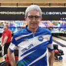 Mondiale di bowling a Las Vegas. Alberto Petracca di Potenza è il secondo miglior italiano in gara