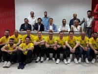 Calcio a 5. Presentato ufficialmente lo Sporting Sala Consilina nella sede DFL