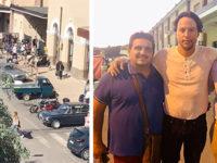 """007 a Sapri, le immagini di alcune riprese del film. Il sindaco Gentile:""""Un privilegio per la città"""""""