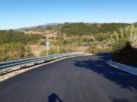 Viabilità in provincia di Salerno. In fase di ultimazione i lavori sulla S.P.10 tra Palomonte e Contursi