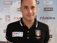Arbitri Sala Consilina. Giuseppe Aumenta debutta come cronometrista stasera nella serie A1 di Calcio a 5