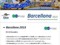 L'Associazione Monte Pruno Giovani si prepara per un weekend a Barcellona. Adesioni entro il 14 ottobre