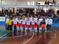 Calcio a 5. Sporting Sala Consilina dà spettacolo contro lo Spartak San Nicola (14-3).Primato confermato