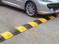 Sant'Arsenio: dossi artificiali in Via Marcigliani e Piazza Pica per limitare la velocità