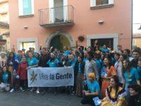 """Cento ragazzi di 14 nazioni animano il centro storico di Potenza. Sono i protagonisti di """"Viva la Gente"""""""