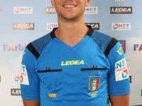 Ivan Robilotta, arbitro della Sezione di Sala Consilina, IV ufficiale in serie A con Verona-Sassuolo