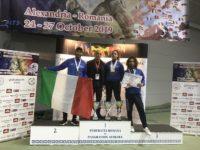 Incetta di medaglie d'oro per gli atleti della New Kodokan agli Europei di Pangration Athlima in Romania