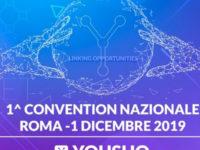 Prima convention nazionale a Roma per l'app Yousho ideata da Pio Cancro di Teggiano