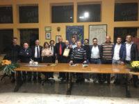 Il Consiglio comunale di San Rufo conferisce la cittadinanza onoraria all'ingegnere Luca Marmo