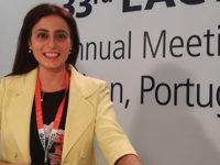 La cardiologa di Teggiano Francesca D'Auria protagonista al 33° Annual Meeting dell'EACTS in Portogallo