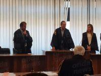 Tribunale di Lagonegro. Si è insediato il nuovo Presidente della Sezione Penale Silvio Maria Piccinno