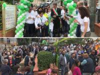 """Pararaduno.A Sala Consilina nasce il """"Parco del Fin'Amore"""" per abbattere barriere in ricordo di Antonio"""
