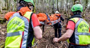 Tragedia in montagna ad Udine. Perde la vita escursionista 74enne di Salerno