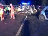 Incidente sulla Cilentana nei pressi di Agropoli. Tre auto coinvolte, 17enne in gravi condizioni