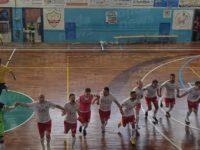Sporting Sala Consilina. Larga vittoria (8-2) contro il Trilem Casavatore, tripletta di Ferreira