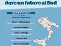 Costruire l'eccellenza,dare futuro al Sud.Il 19 novembre a Palomonte convegno con il Ministro Provenzano