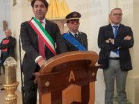 """A Scario un corteo per ricordare i caduti in guerra. Il sindaco Palazzo:""""Mai dimenticare la storia"""""""