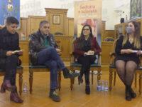 """Presentato a Buccino il libro """"Sedotta e sclerata"""" per sensibilizzare sulla sclerosi multipla"""
