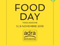 """All'Adra srl di Atena Lucana torna la III edizione di """"Food Day"""" dedicata alle eccellenze del settore"""