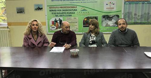 Agricoltura sostenibile. L'Istituto Agrario di Sala Consilina illustra i risultati del meeting a Lisbona - ondanews