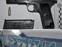 Nasconde una pistola clandestina nella culla della figlia. In manette a Salerno 23enne pregiudicato