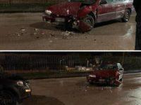 Scontro tra auto a San Pietro al Tanagro. Tre persone ferite