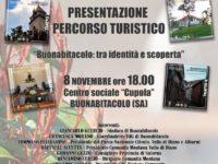 Buonabitacolo: l'8 novembre presentazione del percorso turistico a cura del Forum dei Giovani