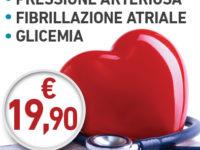 Alla Farmacia Di Muria di Padula Scalo importante iniziativa legata alla prevenzione cardiovascolare