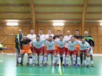 Lo Sporting Sala Consilina rullo compressore passa (0-5) sul campo della Futsal Coast