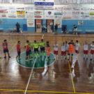 Calcio a 5. Show per lo Sporting Sala Consilina, travolto sotto una valanga di 14 reti il Casagiove