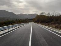 Castelnuovo di Conza: riapre al transito la ex Strada Statale 91 dopo i lavori di messa in sicurezza