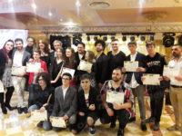 Esplosione di giovani talenti al WorkShow di Centro Musica Store nel Grand Hotel Osman di Atena Lucana