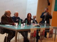 """Monte San Giacomo: presentato il libro di Paolo Franchi """"Il tramonto dell'avvenire"""""""