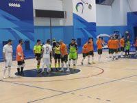 Calcio a 5. Arriva il primo stop per lo Sporting Sala Consilina (4-3) contro la Frattese