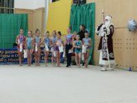 """Le atlete della """"Danza & Ginnastica Kodokan"""" conquistano il Torneo di Ginnastica Ritmica a Mosca"""